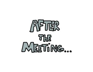 After the Meeting image